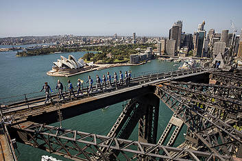 Sydney BridgeClimb Weekday Afternoon Tour