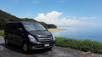 Private Transfer 5-7 People Cairns City/Airport to Port Douglas