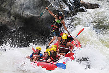 Half Day Family Rafting Adventure