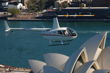 Sydney Harbour Heli Flight - 20 minutes