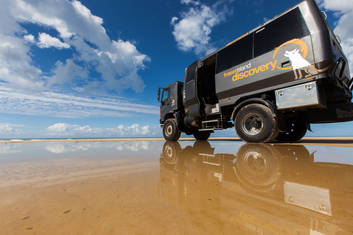 Warrior 4WD Bus