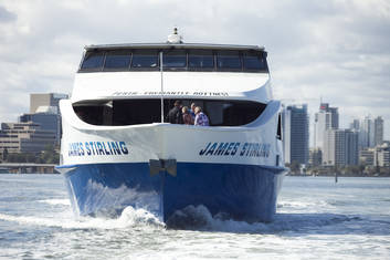 Fremantle Lunch Cruise from Perth