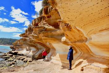 The Painted Cliffs