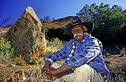 Stanley, Traditional Owner of Cave Hill